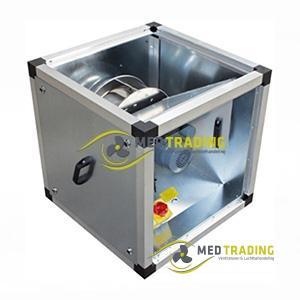 Afzuigmotor voor frituuroven/ hete luchtafzuiging 120°C