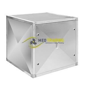 Aluminium (ventilator) boxen