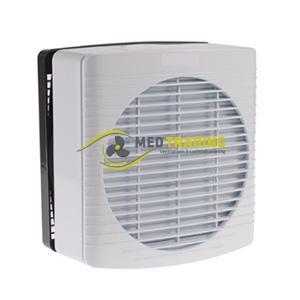 Omkeerbare ventilatoren