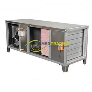 Luchttoevoerinstallaties horeca (met verwarming)
