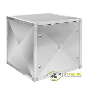 Afzuigbox zonder ventilator